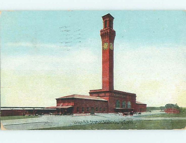 NH RR Waterbury Railway Station pic 4.jpg