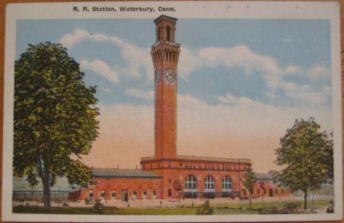 NH RR Waterbury Railway Station pic 6.jpg