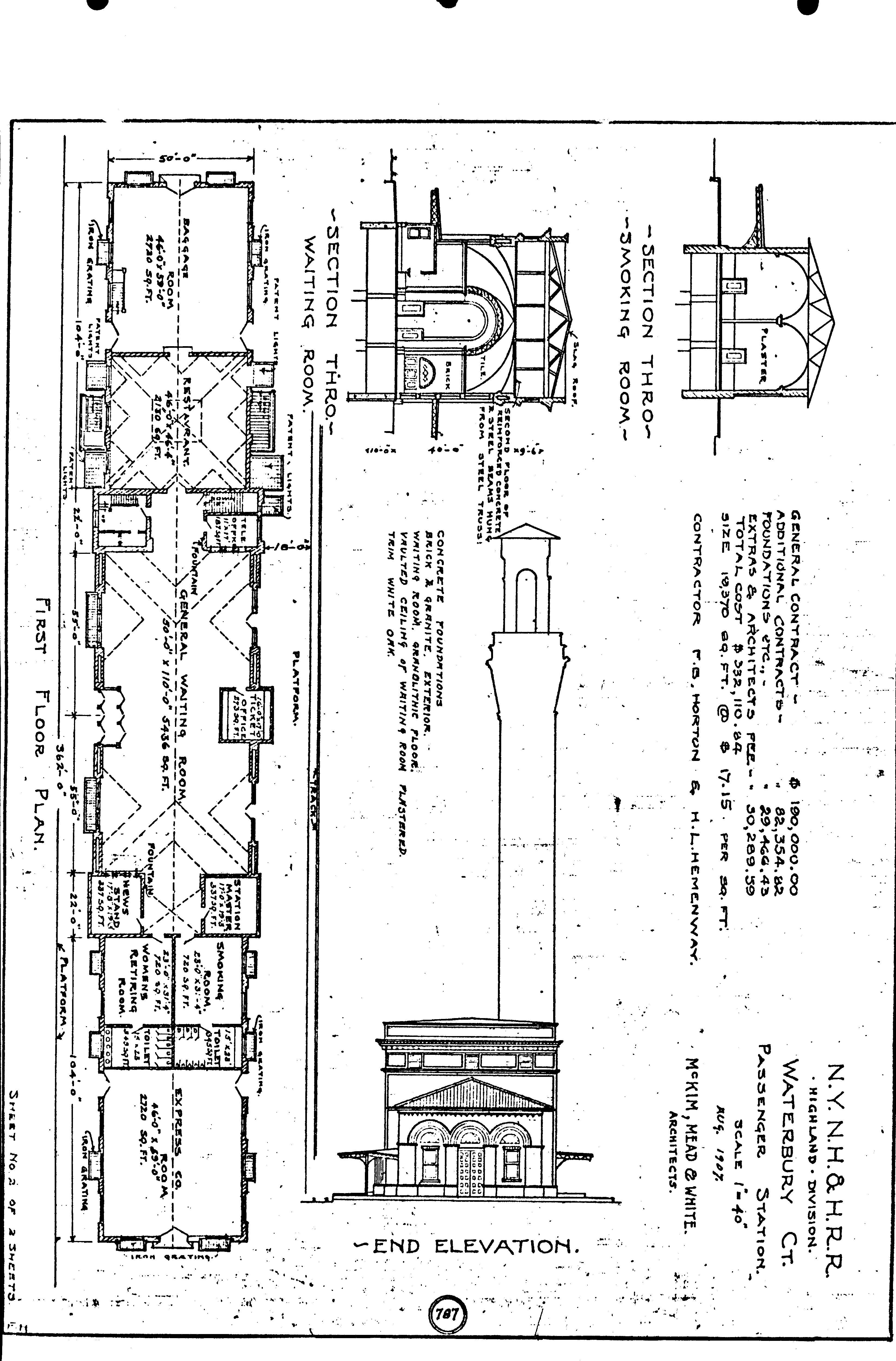 Waterbury Passenger Station drawing.jpg