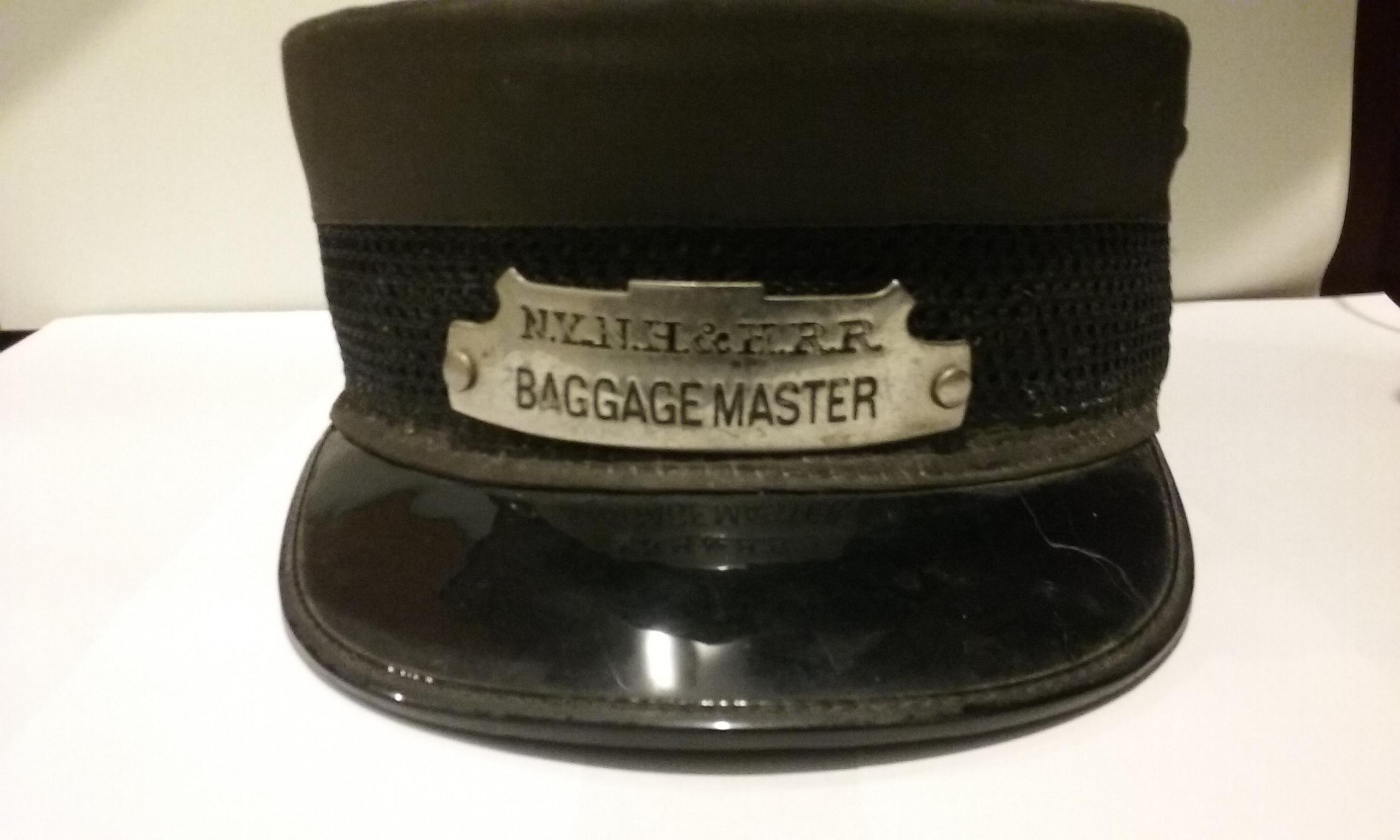 NYNH&H RR Baggage Master hat.jpg