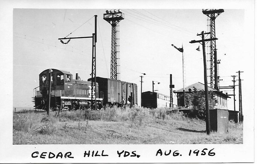 Cedar Hill Hump SW1200 Aug 1956.jpg