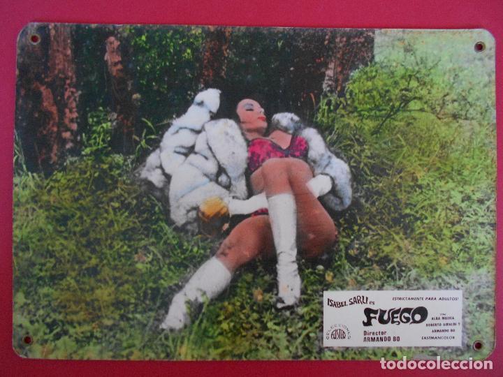 1969 - Fuego - ES - Fotocromo 05jpg