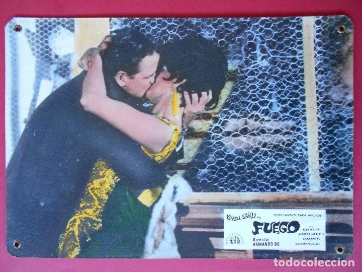 1969 - Fuego - ES - Fotocromo 10jpg