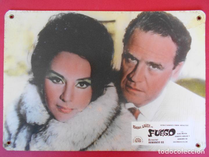 1969 - Fuego - ES - Fotocromo 12jpg