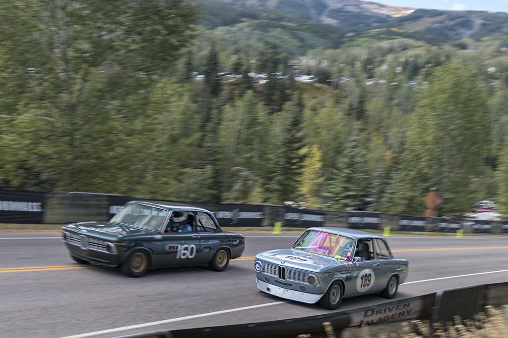 160 Scott Stekr - 1967 BMW 1600 & 189 Kyle Popejoy - 1966 BMW 1600 - 1.jpg