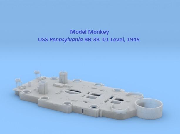 Model Monkey 1-350 Pennsylvania Superstructure 1945 01 level.jpg