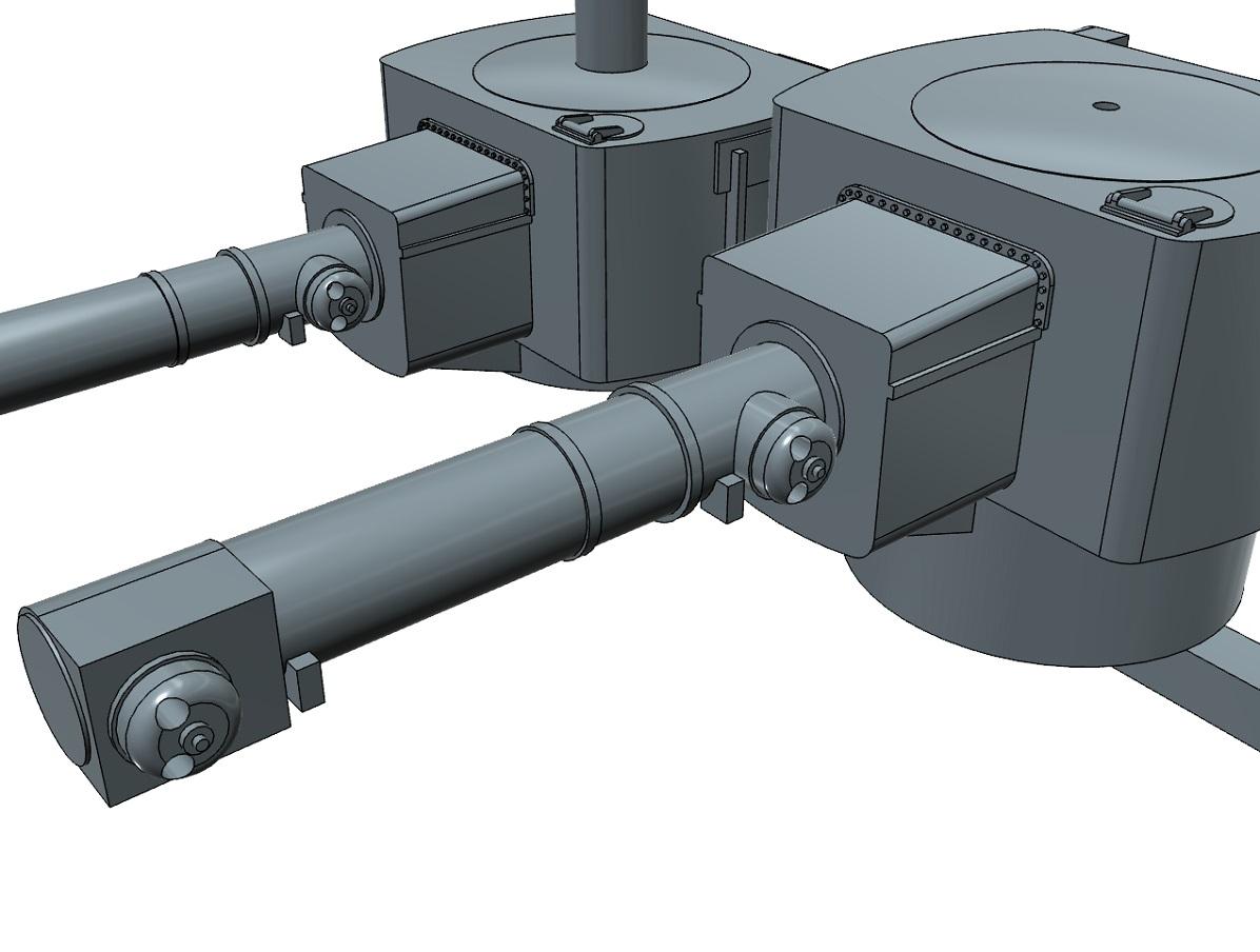 Model Monkey 1-350 Bismarck class Main Battery Rangefinders c.jpg