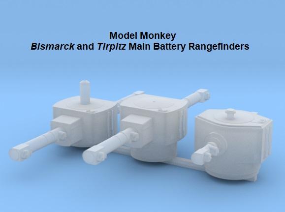Model Monkey 1-350 Bismarck and Tirpitz Main Battery Rangefinders.jpg