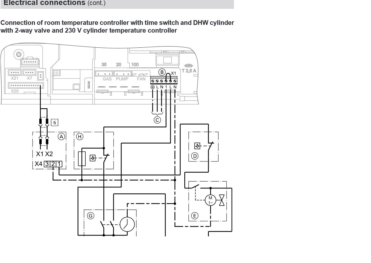 Hive Installation Help Wiessmann 100 W Britishgashive Electrical Diagram L N Wiring