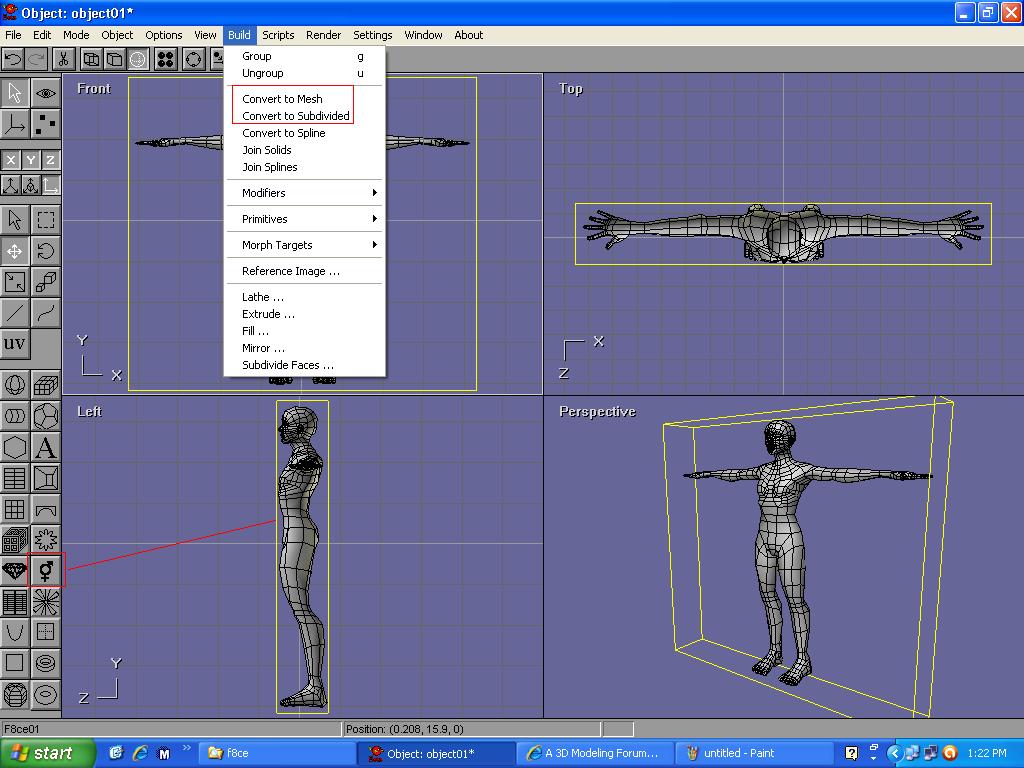 Anim8or human model download