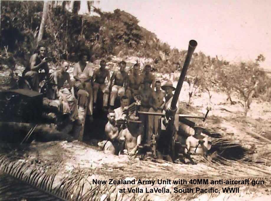 New Zealand Army, 40mm AA Gun at Vella LaVella.jpg